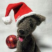 Куклы и игрушки handmade. Livemaster - original item The Dog Buddy. Handmade.