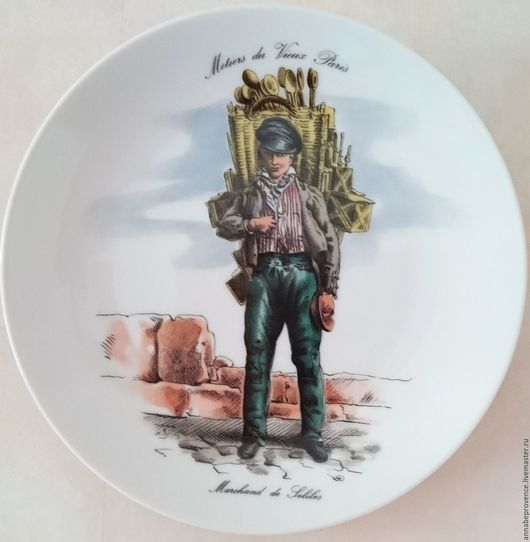 Винтажная посуда. Ярмарка Мастеров - ручная работа. Купить Коллекционная фарфоровая тарелка. Handmade. Сервировка стола, тарелочка, фуагра