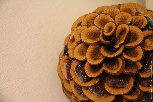 Подарки из конфет карамели