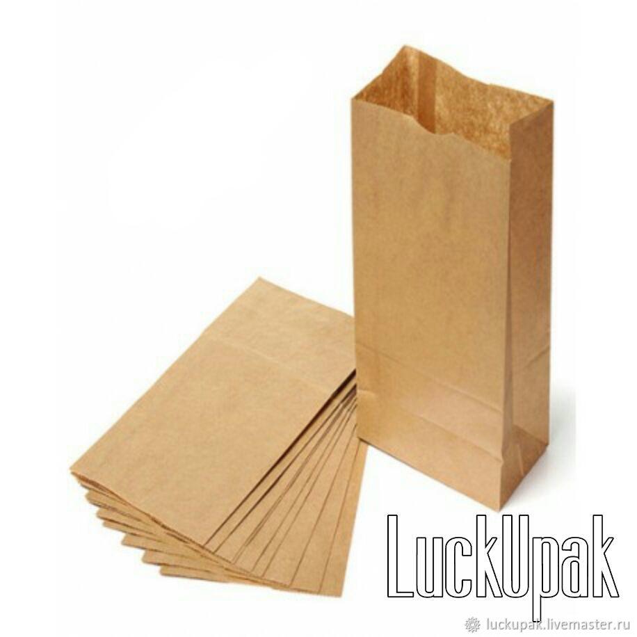 053281f1ac57 Упаковка ручной работы. Ярмарка Мастеров - ручная работа. Купить Крафт  пакет ...