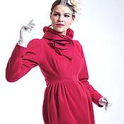 """Одежда ручной работы. Ярмарка Мастеров - ручная работа Купить модное пальто дизайнерское - """" Бутон"""". Handmade."""
