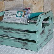 Для дома и интерьера ручной работы. Ярмарка Мастеров - ручная работа Маленькая корзинка. Handmade.