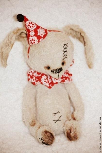 Мишки Тедди ручной работы. Ярмарка Мастеров - ручная работа Грустный клоун. Handmade.