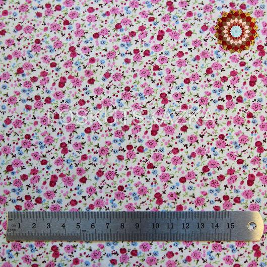 Ткань хлопок `Розовый туман`. Код товара: DFS-00028