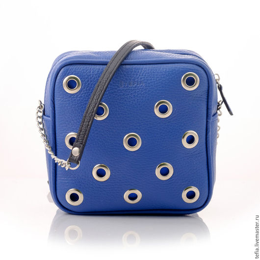 Tefia-084 New York mini Blue