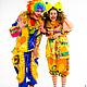 Карнавальные костюмы ручной работы. костюм клоуна,клоунессы. наталья (ppoprct). Интернет-магазин Ярмарка Мастеров. Утренник, яркий