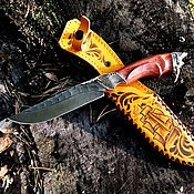 Сувениры и подарки handmade. Livemaster - original item Pirate knife. Handmade.