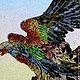 Животные ручной работы. Картина «Орел» из натуральных драгоценных камней!. Эксклюзивные ювелирные изделия (jewelry-vip). Интернет-магазин Ярмарка Мастеров.