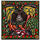 панно `Кролик - царь полей`