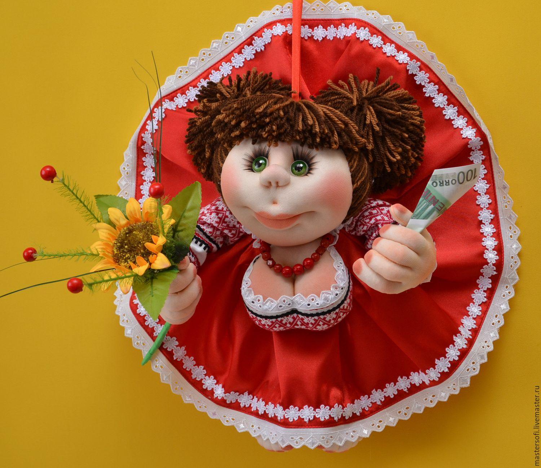 Кукла на удачу своими руками мастер класс