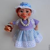 Куклы и игрушки ручной работы. Ярмарка Мастеров - ручная работа Хозяюшка.. Handmade.