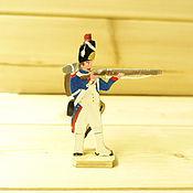 Куклы и игрушки handmade. Livemaster - original item Grenadier of the Old guard of Napoleon. Handmade.