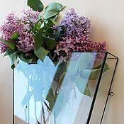 Цветы и флористика handmade. Livemaster - original item the floriana. Geometric hanging wall Floriana a-Line. Handmade.