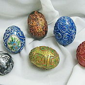 Подарки к праздникам handmade. Livemaster - original item Easter eggs