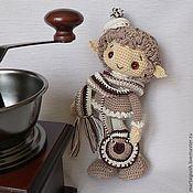 Куклы и игрушки ручной работы. Ярмарка Мастеров - ручная работа Кофейный Эльф. Handmade.