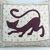 Для дома и интерьера ручной работы. Ярмарка Мастеров - ручная работа Кошка, которая гуляла сама по себе.... Handmade.