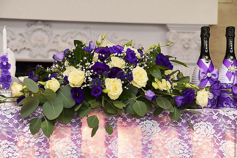 свадебные композиции из цветов фото часто мне