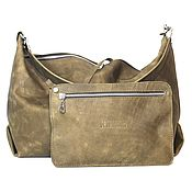 Сумки и аксессуары handmade. Livemaster - original item Bag with cosmetic bag. Handmade.