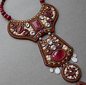 """Украшения ручной работы. Ярмарка Мастеров - ручная работа """"Мумтаз Махал"""". Handmade."""