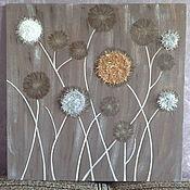 Картины и панно ручной работы. Ярмарка Мастеров - ручная работа Шоколадное лето. Handmade.