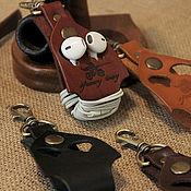 Ключницы ручной работы. Ярмарка Мастеров - ручная работа Чехол для наушников, ручная работа. Handmade.