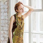 Одежда ручной работы. Ярмарка Мастеров - ручная работа Платье-Сарафан. Handmade.