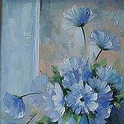 Картины и панно handmade. Livemaster - original item flowers. Handmade.