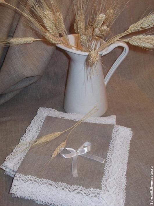 Текстиль, ковры ручной работы. Ярмарка Мастеров - ручная работа. Купить Салфетки льняные.. Handmade. Серый, подарок на день рождения