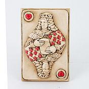 """Фен-шуй и эзотерика ручной работы. Ярмарка Мастеров - ручная работа Погадать на Короля - """"Король червей""""!. Handmade."""