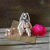 Куклы и игрушки ручной работы. Ярмарка Мастеров - ручная работа Заяц тильда Бенджи. Handmade.