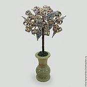 Цветы и флористика handmade. Livemaster - original item Tree of hematite