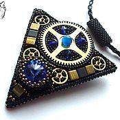 Украшения handmade. Livemaster - original item pendant-brooch