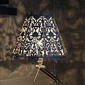Для дома и интерьера handmade. Livemaster - original item Lampshade for table lamps, floor lamp. Handmade.