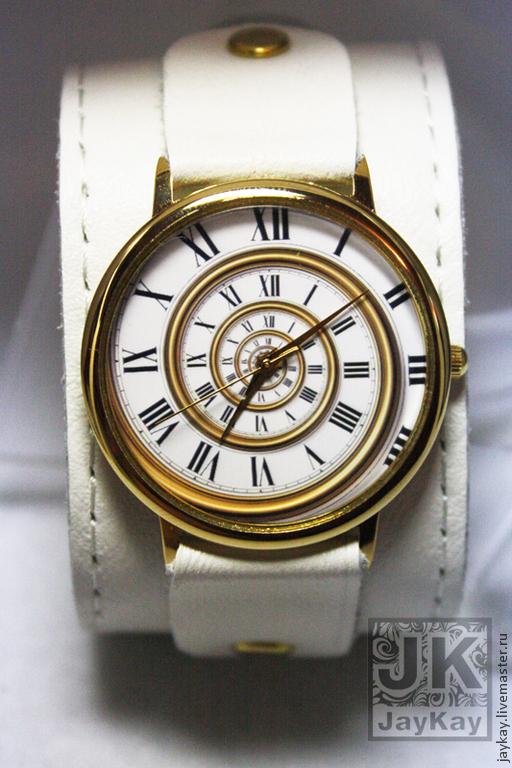 """Часы ручной работы. Ярмарка Мастеров - ручная работа. Купить Наручные часы """"JK"""". Handmade. Наручные часы, часы"""