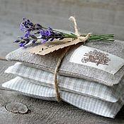 Сувениры и подарки ручной работы. Ярмарка Мастеров - ручная работа Подарочный набор из трёх ароматных саше. Handmade.