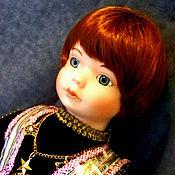 Куклы и игрушки ручной работы. Ярмарка Мастеров - ручная работа Circus Boy Doll LEE. Handmade.