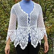 Одежда handmade. Livemaster - original item Jacket with a pattern