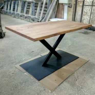 Для дома и интерьера ручной работы. Ярмарка Мастеров - ручная работа Стол из массива дерева, карагача. Handmade.