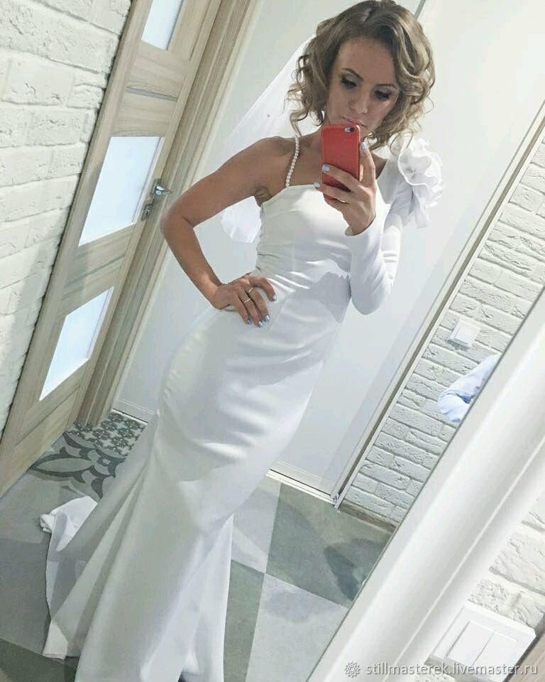 asimétrica de vestido de novia. violetta ,, – shop online on