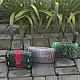 Женские сумки ручной работы. Клатч арбузный). Paradise Bali. Интернет-магазин Ярмарка Мастеров. Сумка, клатч ручной работы