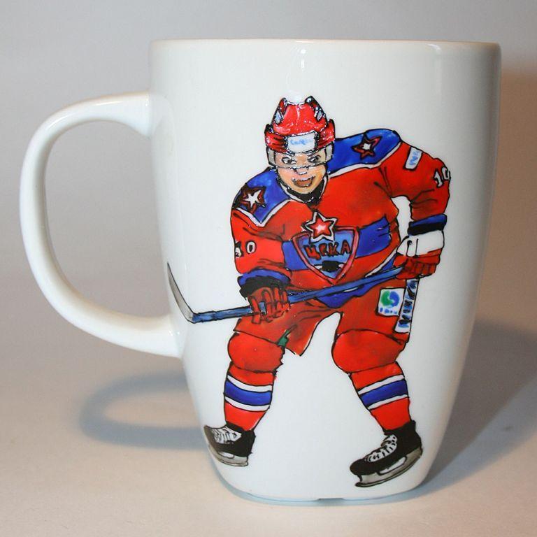 Хоккейные чашки, Кружки и чашки, Москва,  Фото №1