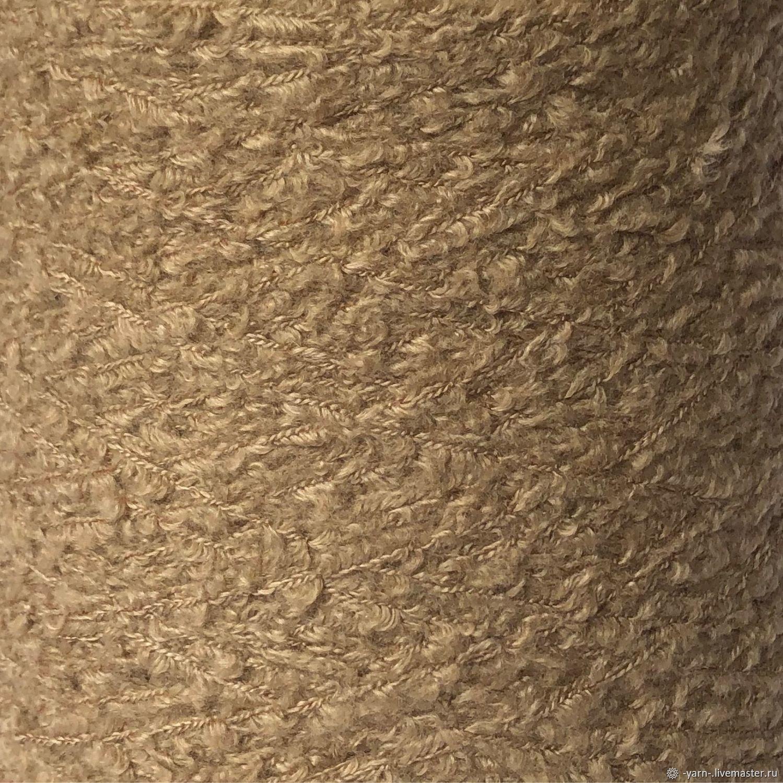 Пряжа Кашемир травка Eden фундук – купить на Ярмарке Мастеров – M3AHIRU | Пряжа, Санкт-Петербург