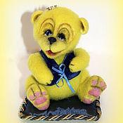 Куклы и игрушки ручной работы. Ярмарка Мастеров - ручная работа Маленький солнечный принц Антуан. Handmade.