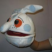Puppet show handmade. Livemaster - original item Laziness. Fantastic character for the show. Handmade.