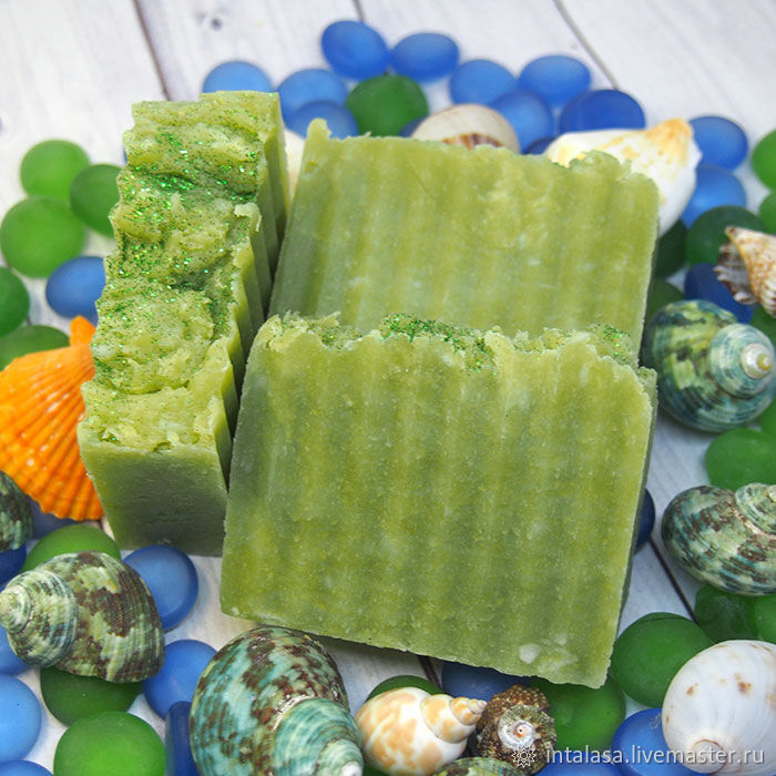 Soap from scratch with 8% Laurel oil