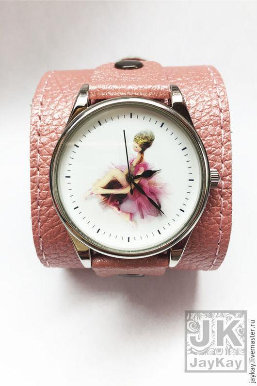 """Часы ручной работы. Ярмарка Мастеров - ручная работа. Купить Часы наручные JK """"Балерина"""" 2. Handmade. Часы"""