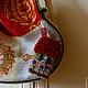 Чтобы лучше рассмотреть модель, нажмите на фото CUTE-KNIT Ната Онипченко Ярмарка мастеров Купить домик брелок-подвеску для сумки