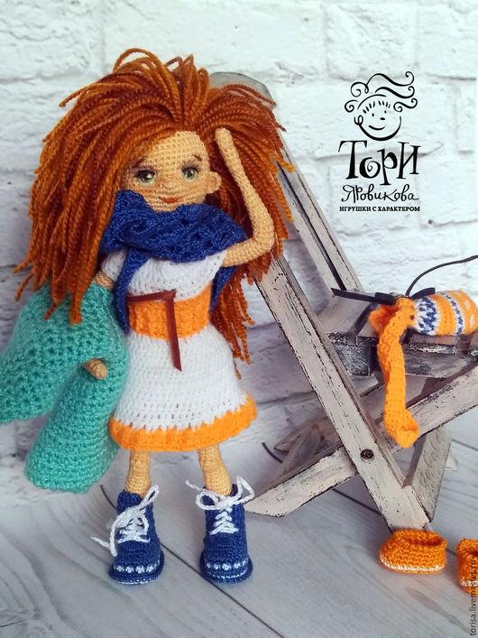 Человечки ручной работы. Ярмарка Мастеров - ручная работа. Купить Кукла Лизавета игрушка. Handmade. Подарок маме, 8 марта