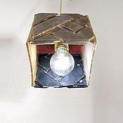 Для дома и интерьера handmade. Livemaster - original item Lamp Color cube. Handmade.