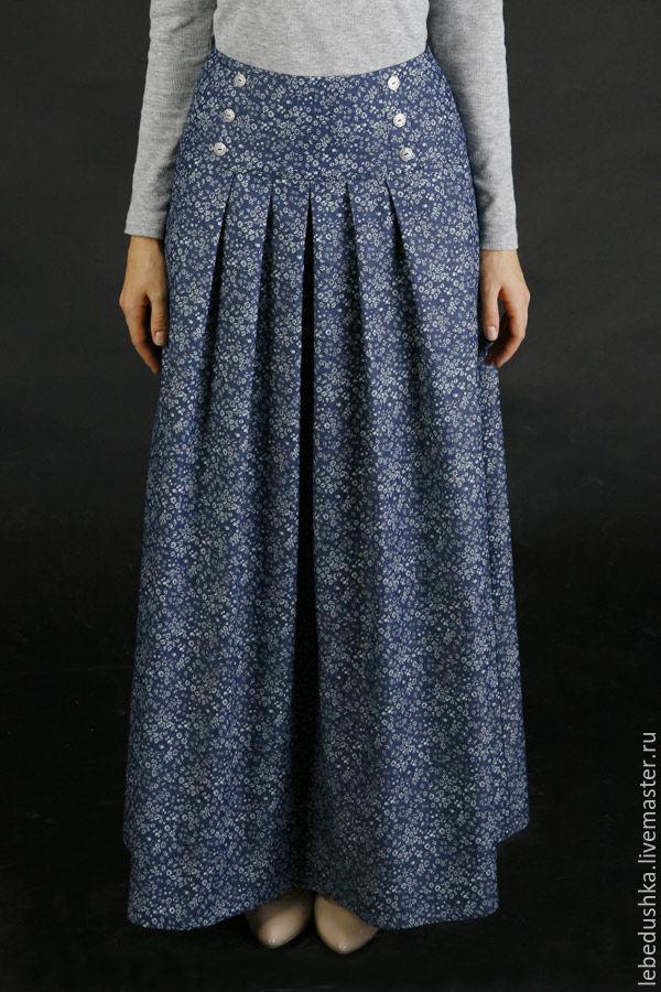 Джинсовая юбка размер с доставкой
